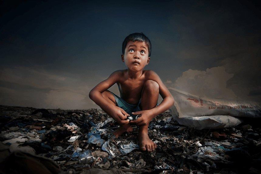 Бесконтрольная рождаемость и нищета