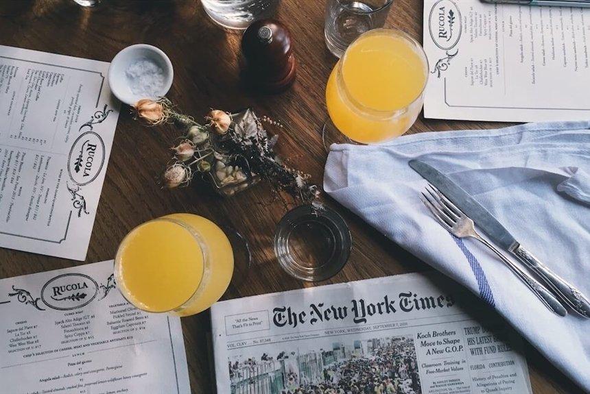 Жизнь в Нью-Йорке - это вам не  американская мечта