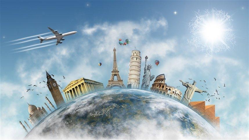 Как путешествовать самолетом