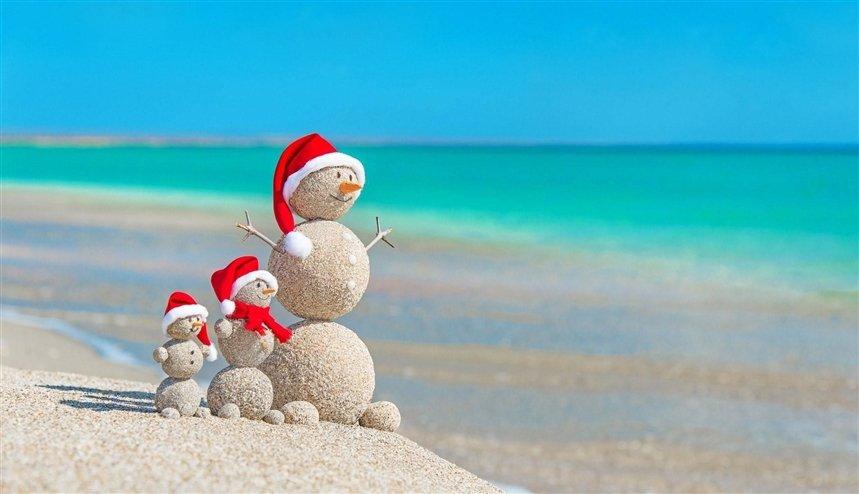 Теплые курорты для отдыха зимой