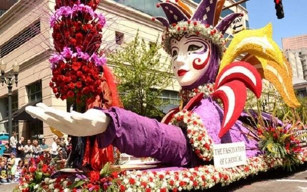 Портландский фестиваль роз