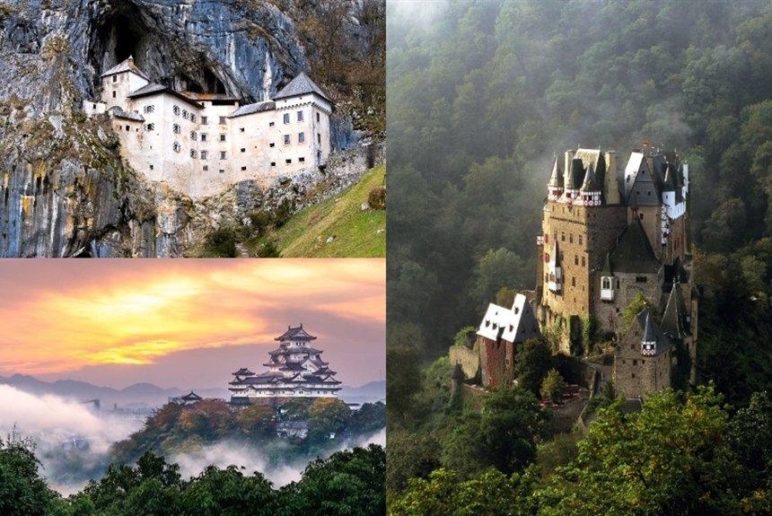 7 самых известных замков с привидениями