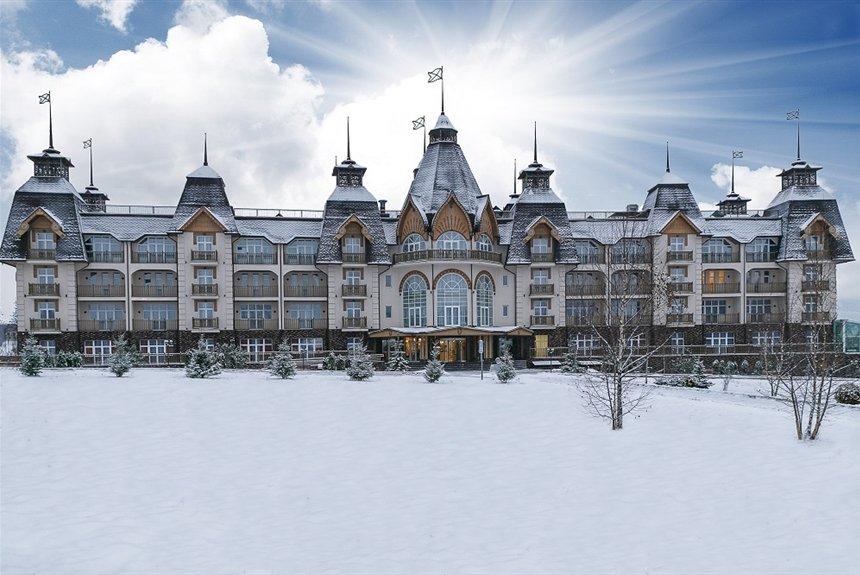 Где встретить Новый год: лучшие отели Подмосковья