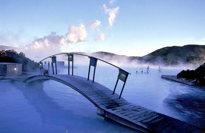 Голубая Лагуна, Исландия