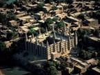 Мечеть в деревне Kwa, Мали