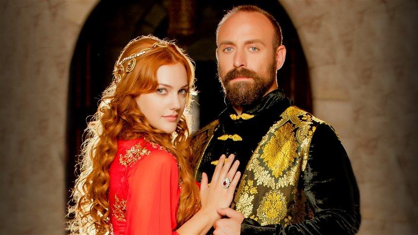 Хюррем и султан