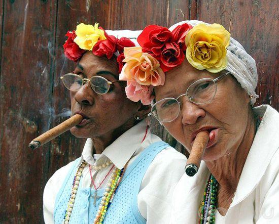 крутые бабули