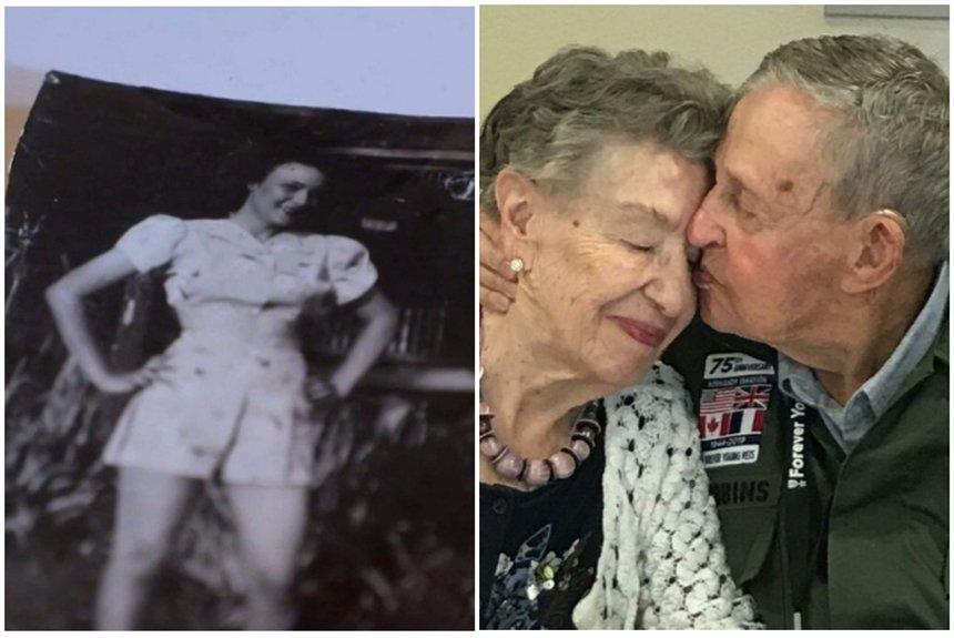 Любовь сквозь время: трогательная встреча спустя 75 лет