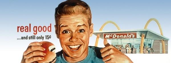 McDonald's в 1950-х