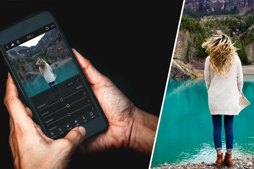 10 самых удобных приложений для обработки фото на смартфоне