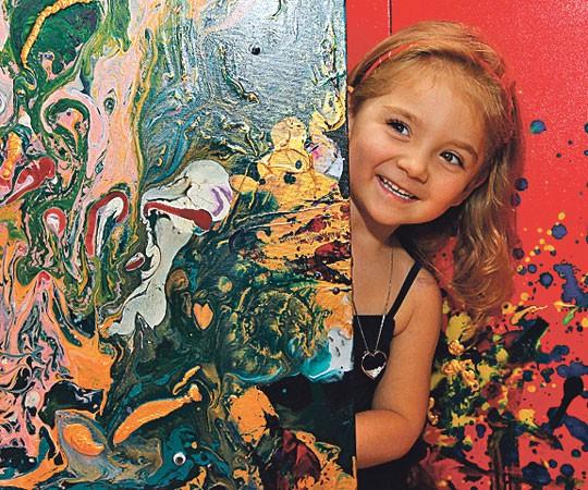 юные художники мира