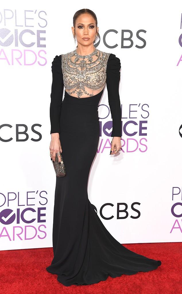 People's Choice Awards 2017 дженнифер лопес